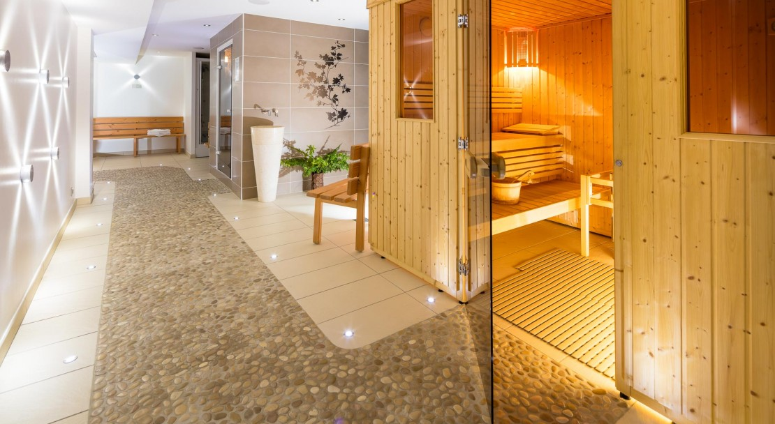 Spa at Hotel Les Airelles in Morzine