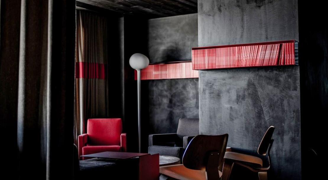 Hotel le val thorens lounge