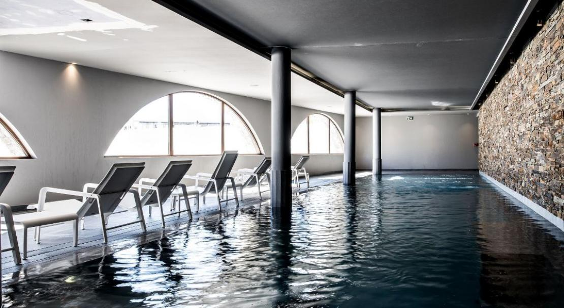 Hotel le Val Thorens pool