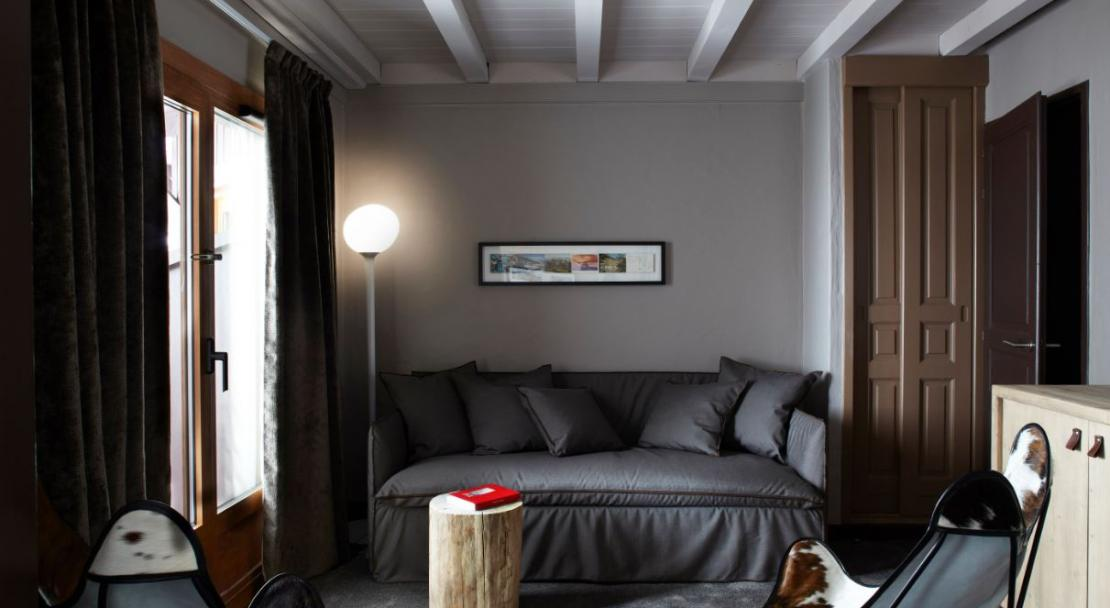 Hotel le val thorens suite
