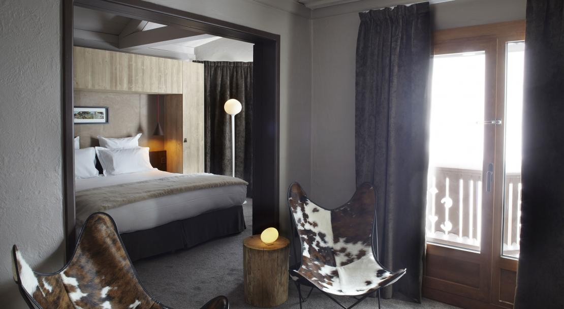 Room in Hotel Le Val Thorens