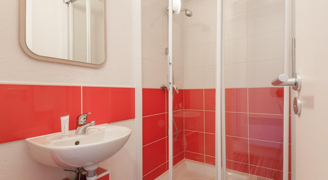 Shower room Antares Avoriaz