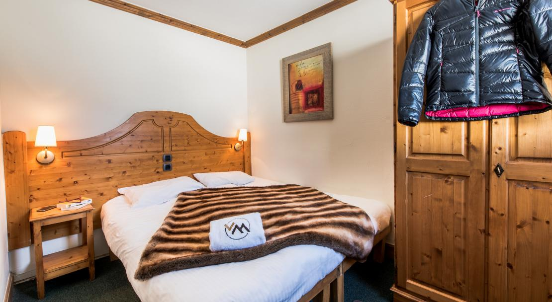 ; Copyright: Apartment at Residence Village Montana Tignes
