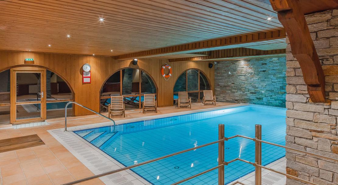 Swimming Pool  - Les Balcons de Belle Plagne