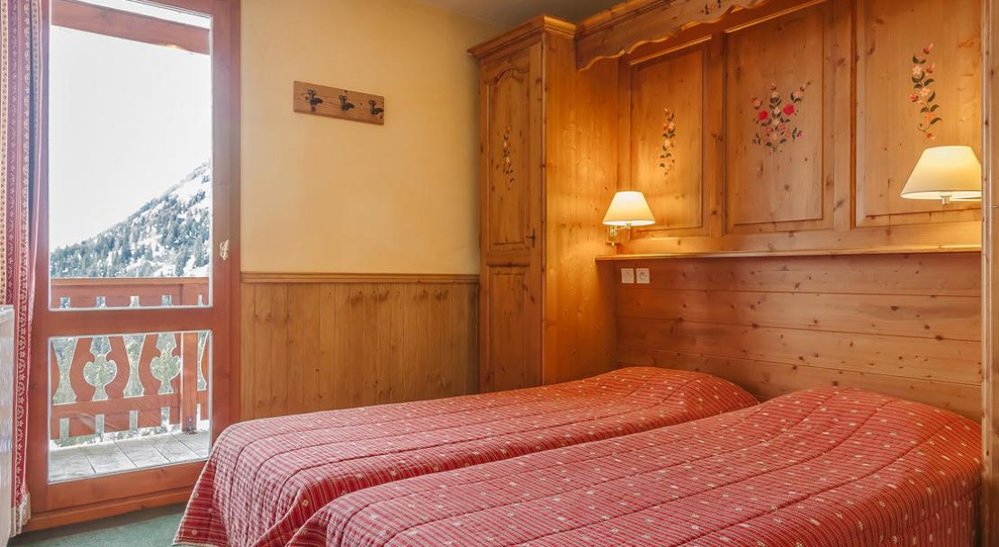 Bedroom - Les Balcons de Belle Plagne