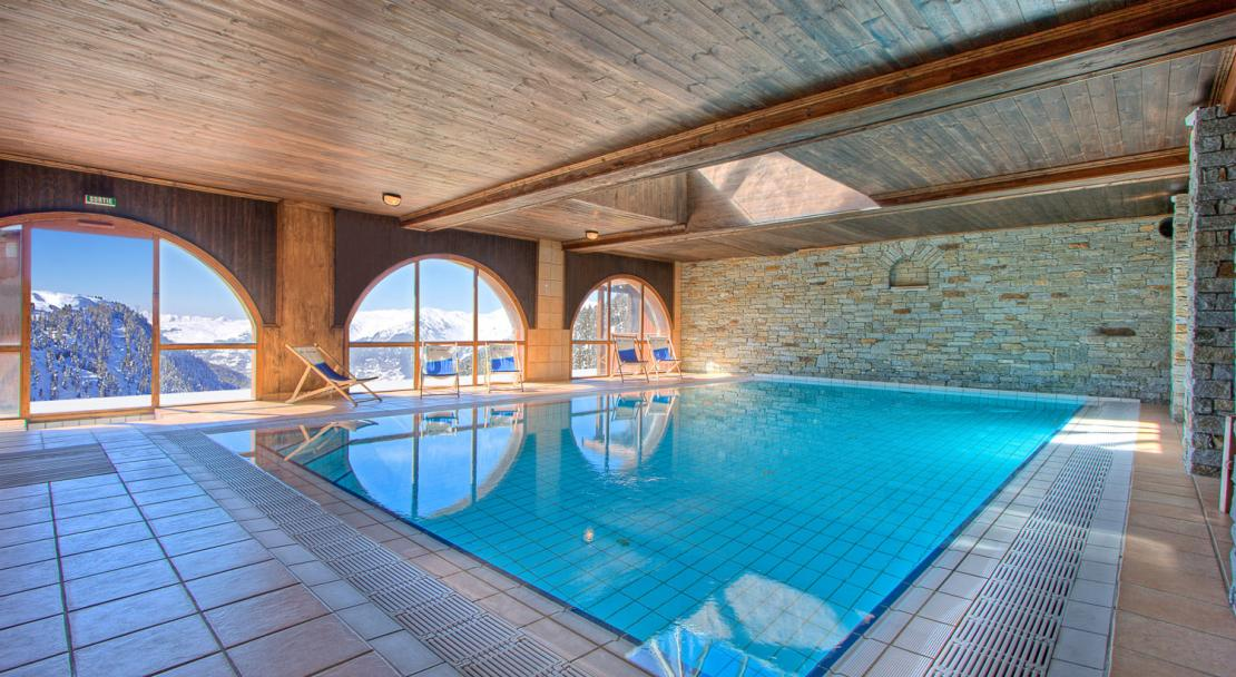 Swimming Pool - Hotel Les Balcons Village