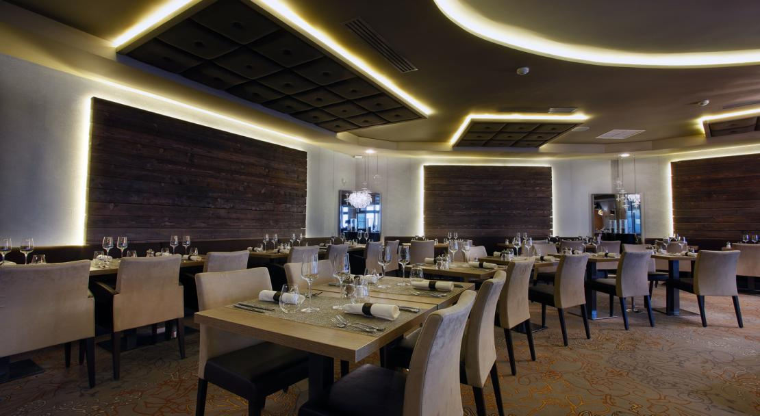 Restaurant International; Copyright: kohinor