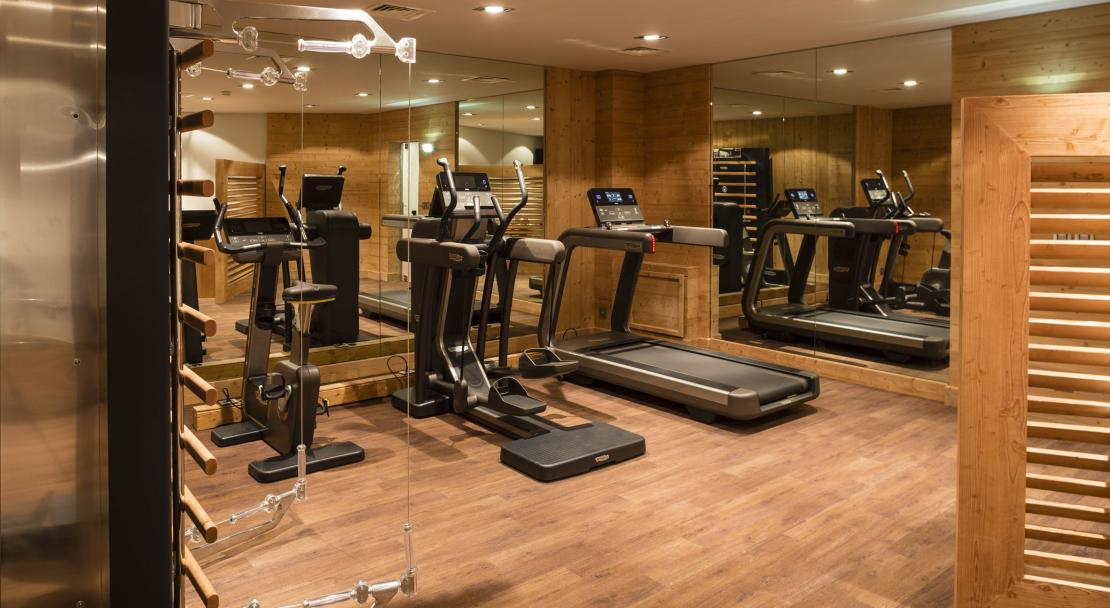 Hotel Koh I Nor Val Thorens Fitness