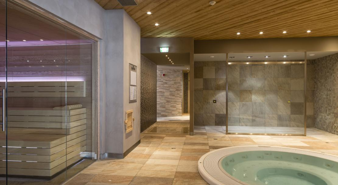 Hotel Koh I Nor Val Thorens Sauna and Jaccuzi
