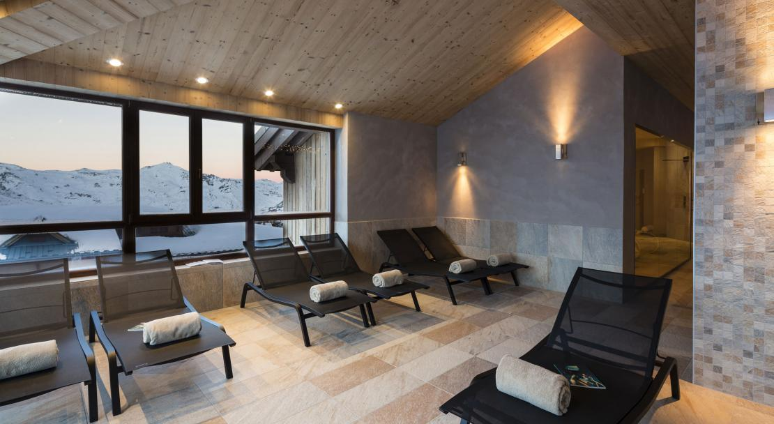 Hotel Koh I Nor Val Thorens Spa Relaxation
