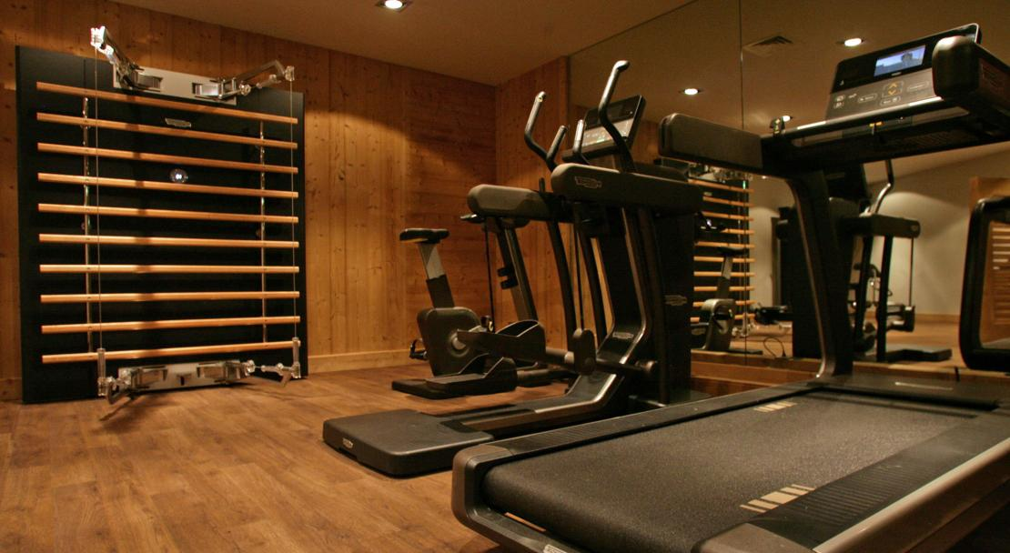 Koh I Nor Val Thorens Fitness Centre