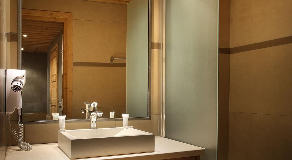 Bathroom Mirror - Arolles - Les Arcs