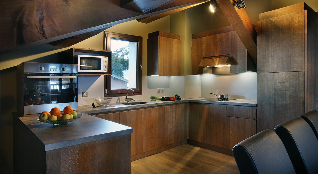 Kitchen Area - Arolles - Les Arcs