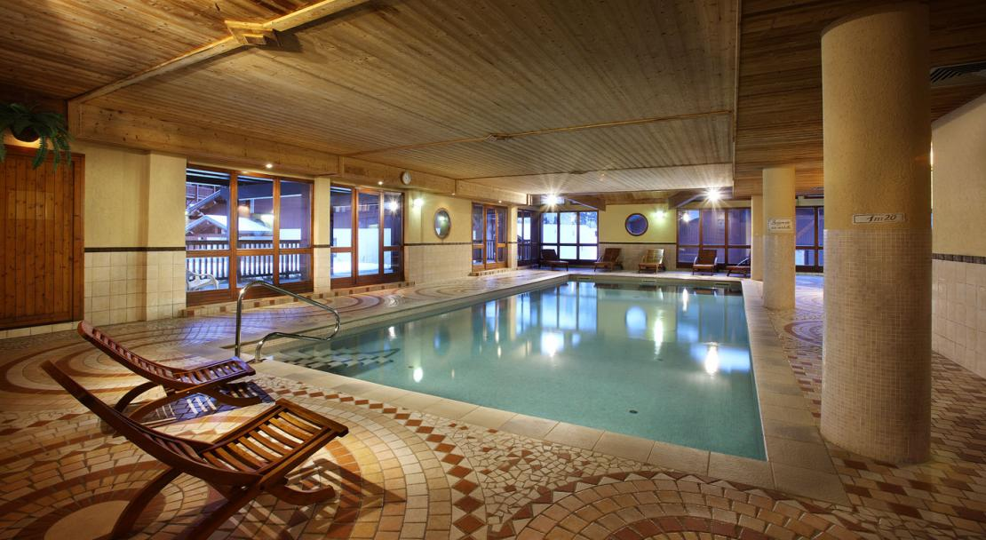 Indoor Swimming Pool - Arolles - Les Arcs