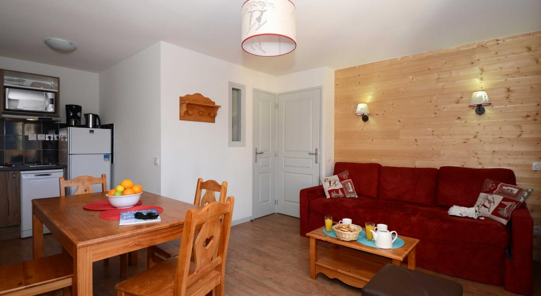 Appartment in L'Ours Blanc Les 2 Alpes