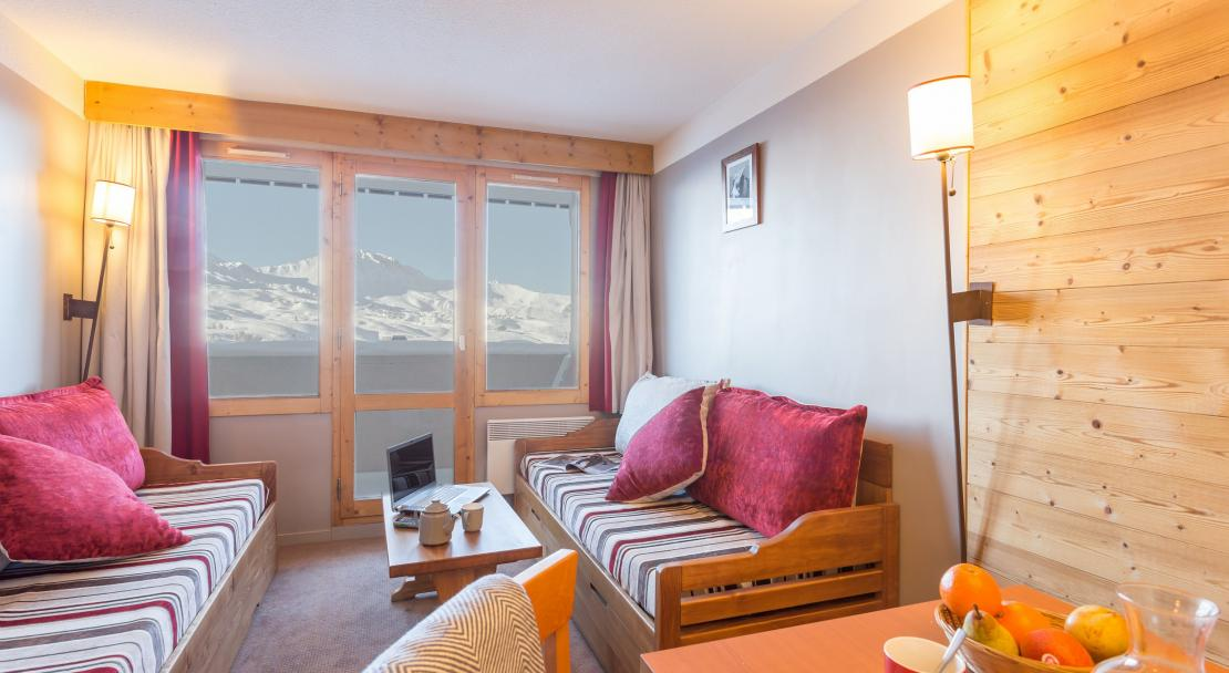 Apartment at Les Constellations P&V La Plagne