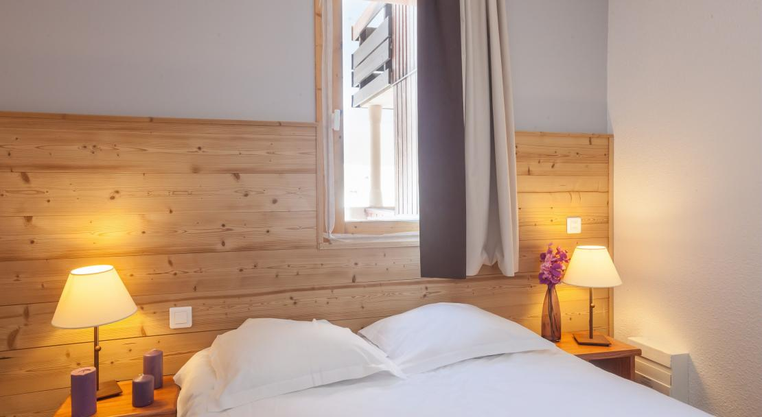Doubel Bed Les Constellations La Plagne