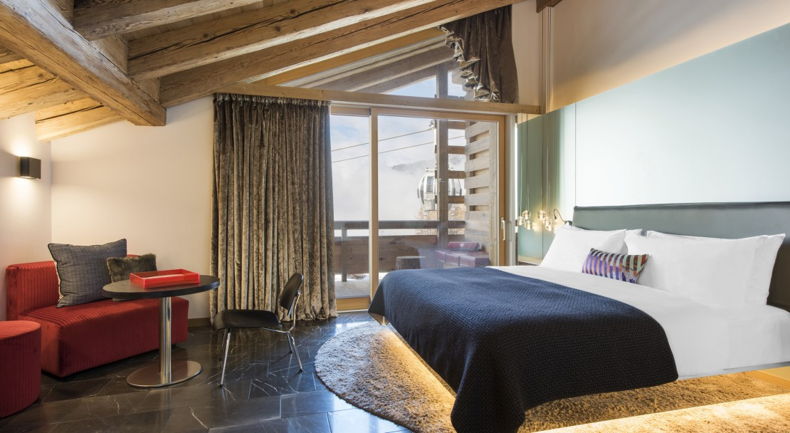 Cosy Suite at W Verbier; Copyright: W Verbier