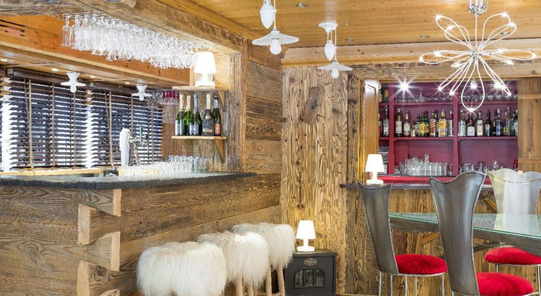 Bar; Copyright: Chalet Neige et Roc