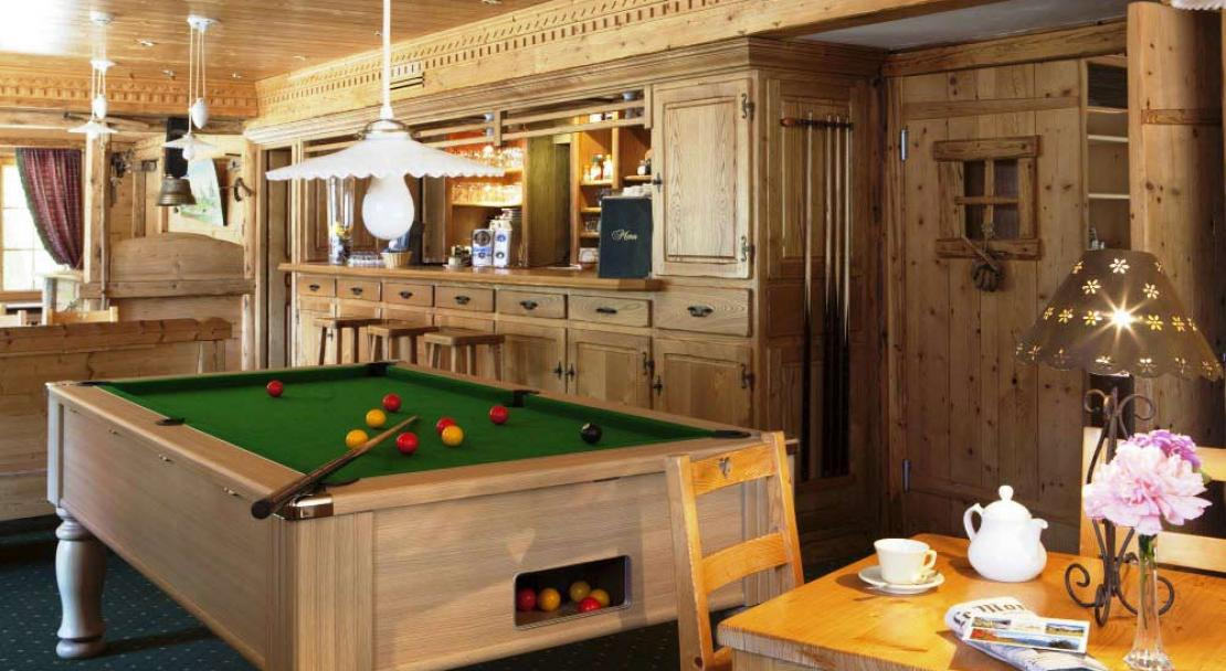 Chalet Neige et Roc - Pool table