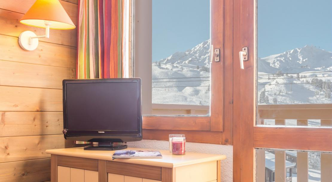 Apartment at Les Chalets de Arolles Belle Plagne