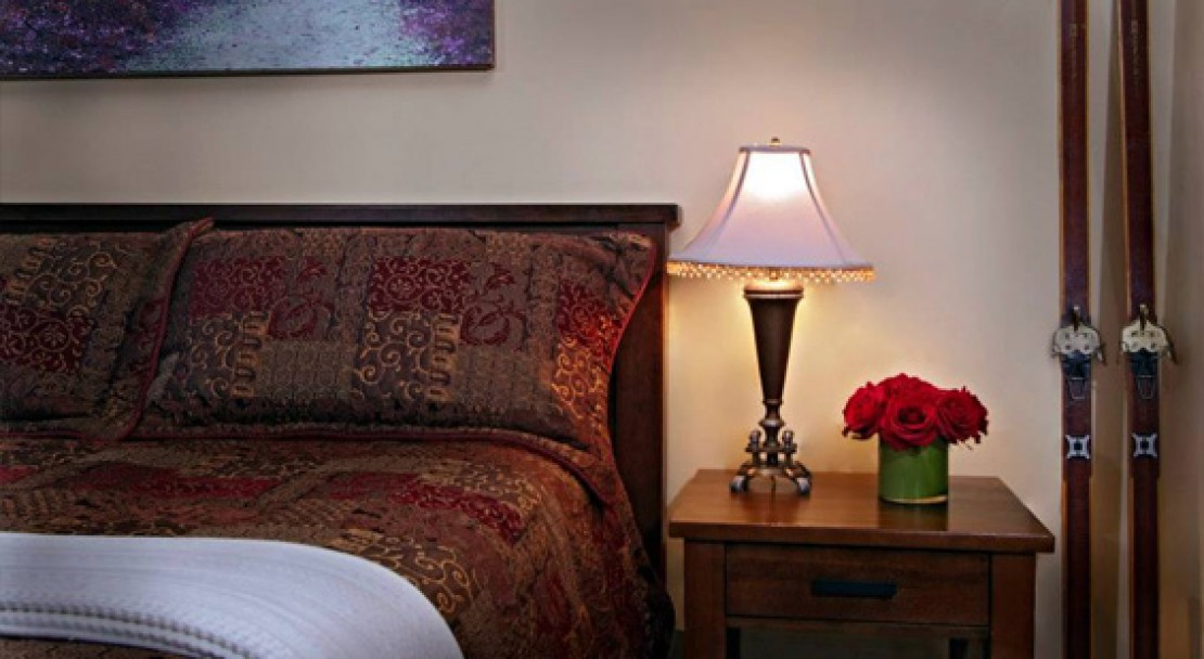 Bedside at the Evergreen Lodge - Vail