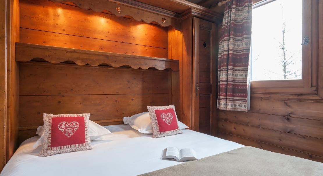Double Bed La Ginabelle Chamonix