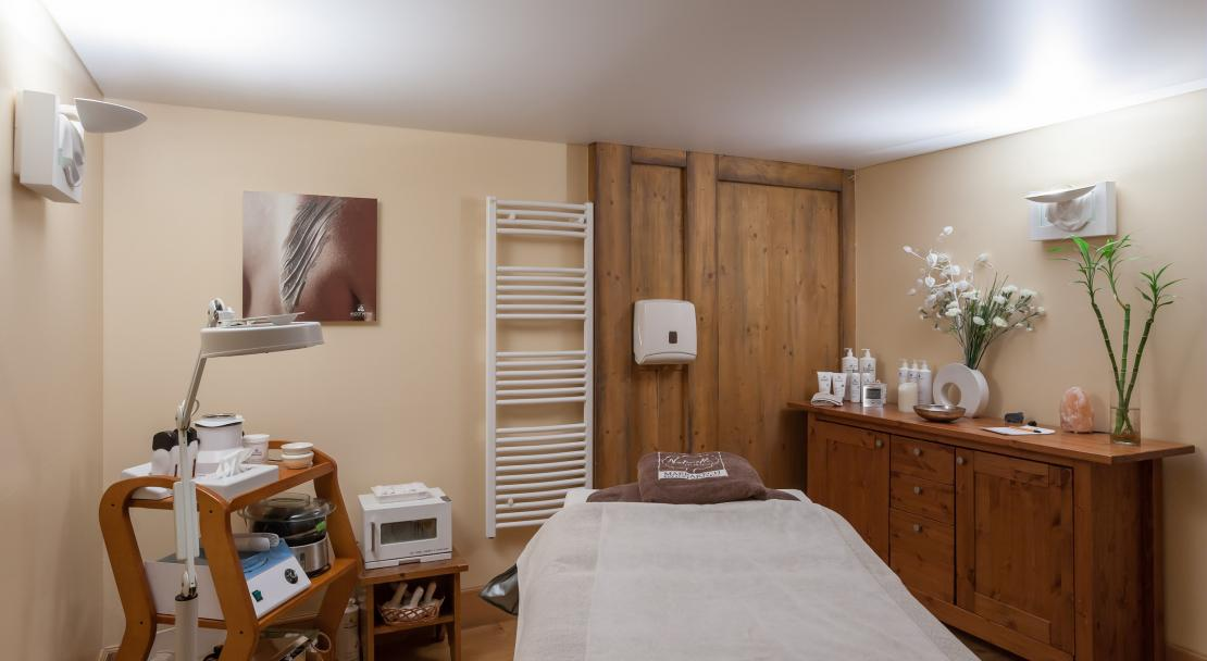 Massage Table La Ginabelle Chamonix