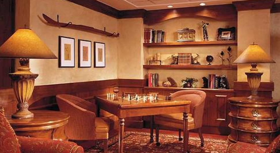 Games Room at the Vail Marriott Mountain Resort & Spa