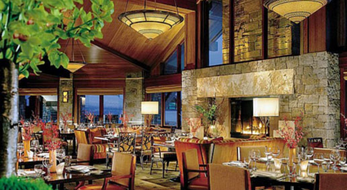 Restaurant at the Four Seasons Jackson Hole