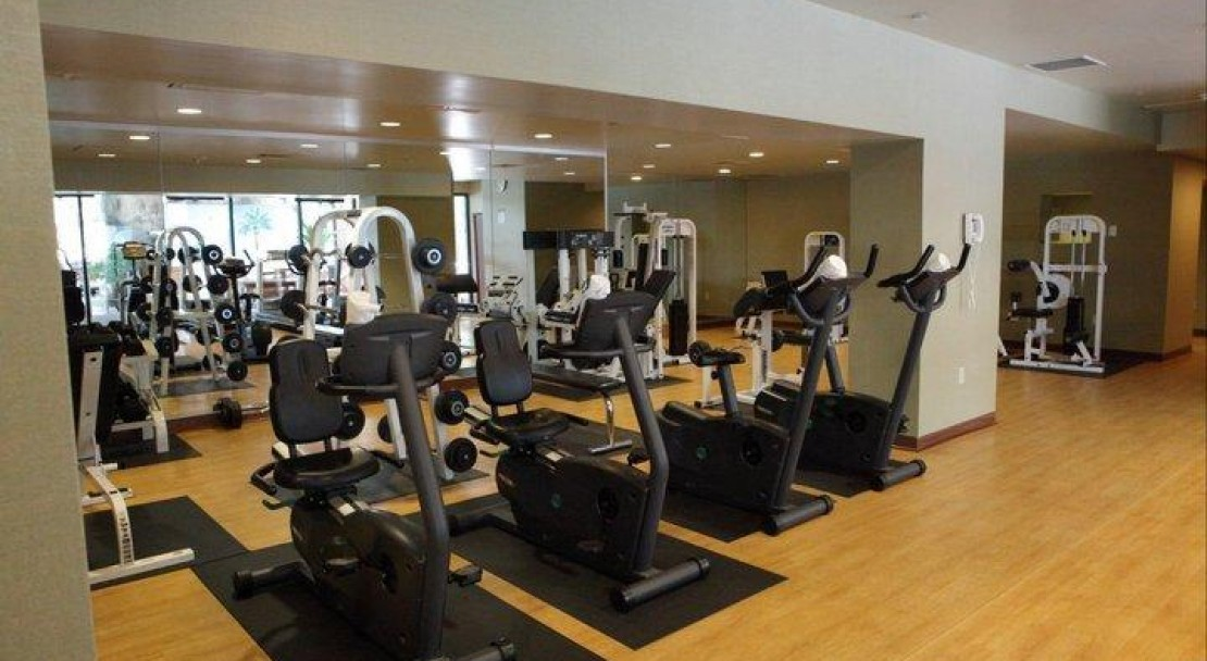 Gym at MontBleu Resort and Casino - Heavenly - Lake Tahoe