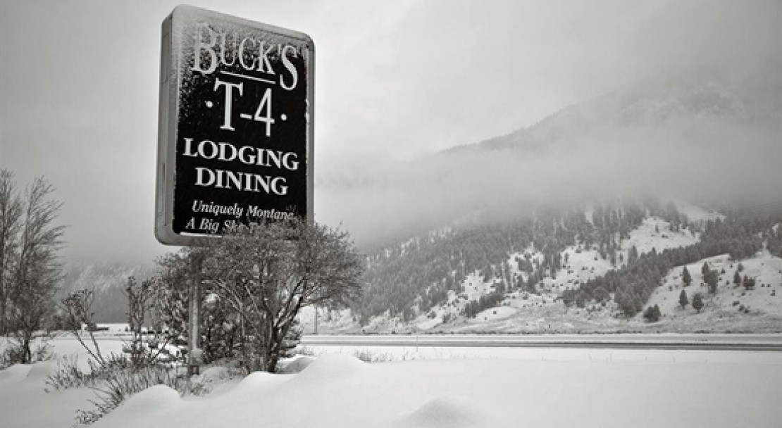 Buck's T-4 Lodge at Big Sky