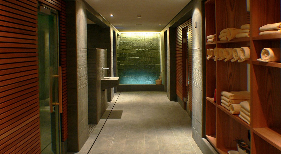 Spa at Romantik Hotel Schweizerhof - Grindelwald - Switzerland