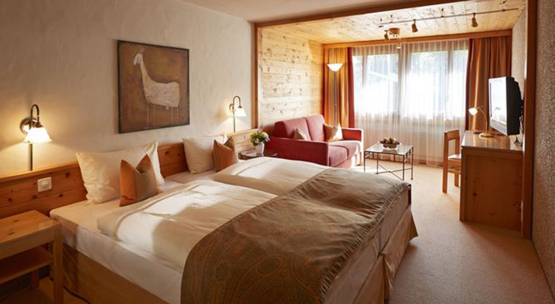 Apartment at the Gstaaderhof Swiss Q Hotel - Gstaad - Switzerland