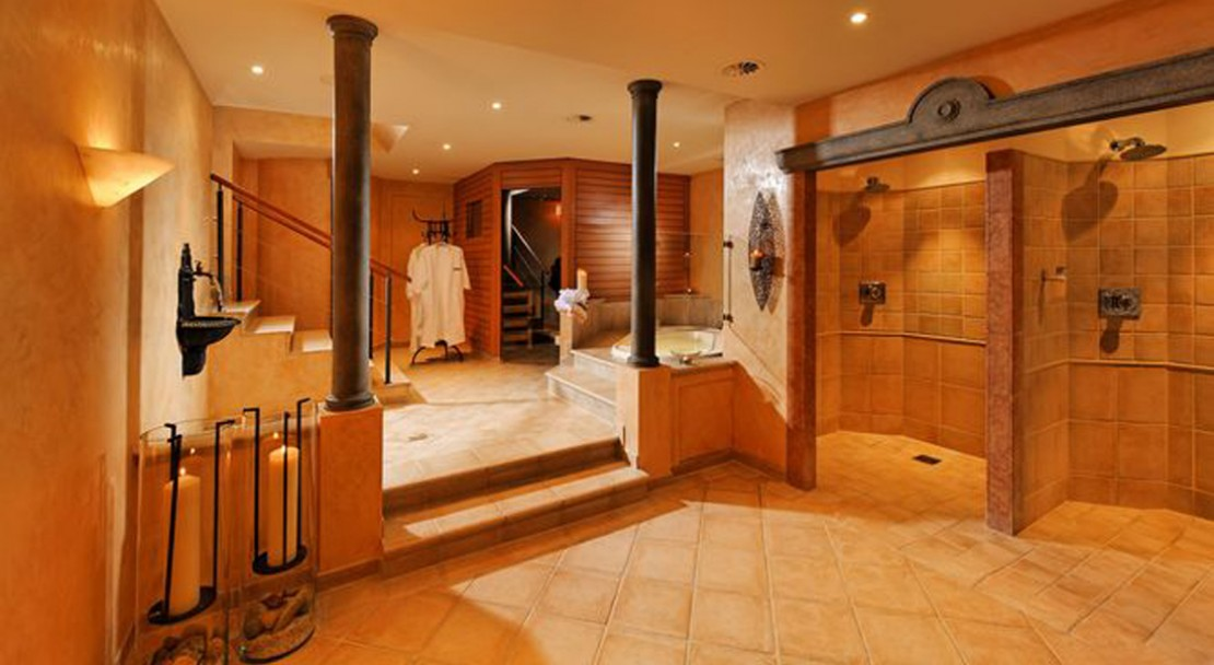 Spa at the Gstaaderhof Swiss Q Hotel - Gstaad - Switzerland