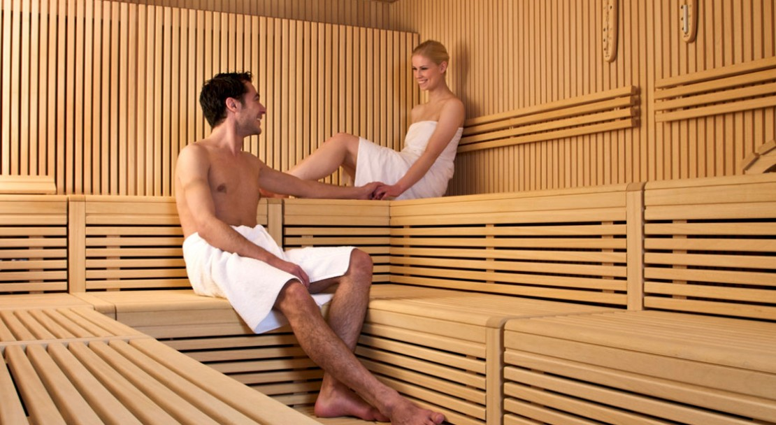 Sauna at Hotel Silberhorn - Wengen - Switzerland