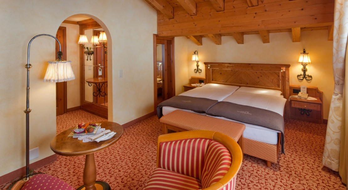 Double Boutique Room at Chalet Hotel Schönegg - Zermatt - Switzerland