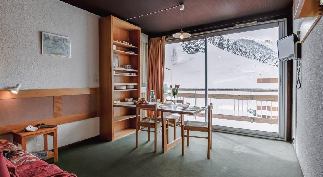 Le Moriond, Courcheval, Apartment