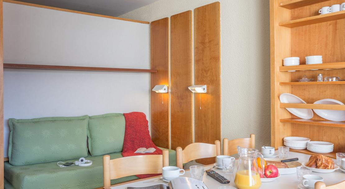 Apartment in Les Ecrins Courchevel (2)