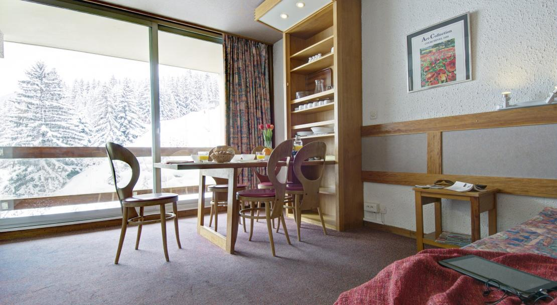 Apartment in Les Grangettes Courchevel