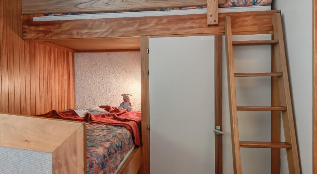 Bunk Beds in Les Grangettes Courchevel