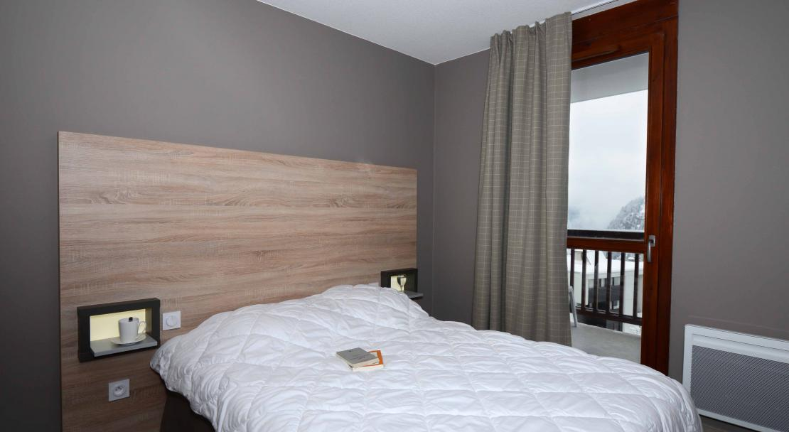 Residence Le Panoramic, Flaine - Bedroom