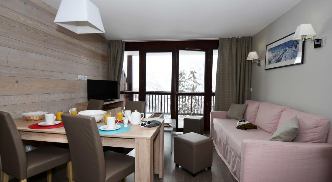 Residence Le Panoramic, Flaine - View