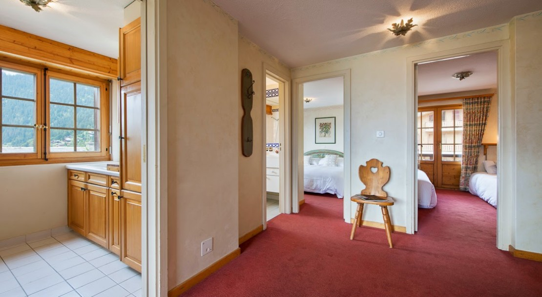 Hotel Montpelier Verbier Spacious Apartment