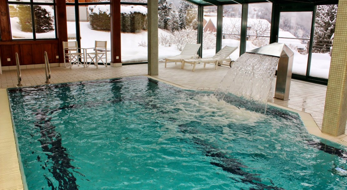 Hotel Montpelier Verbier Swimming Pool