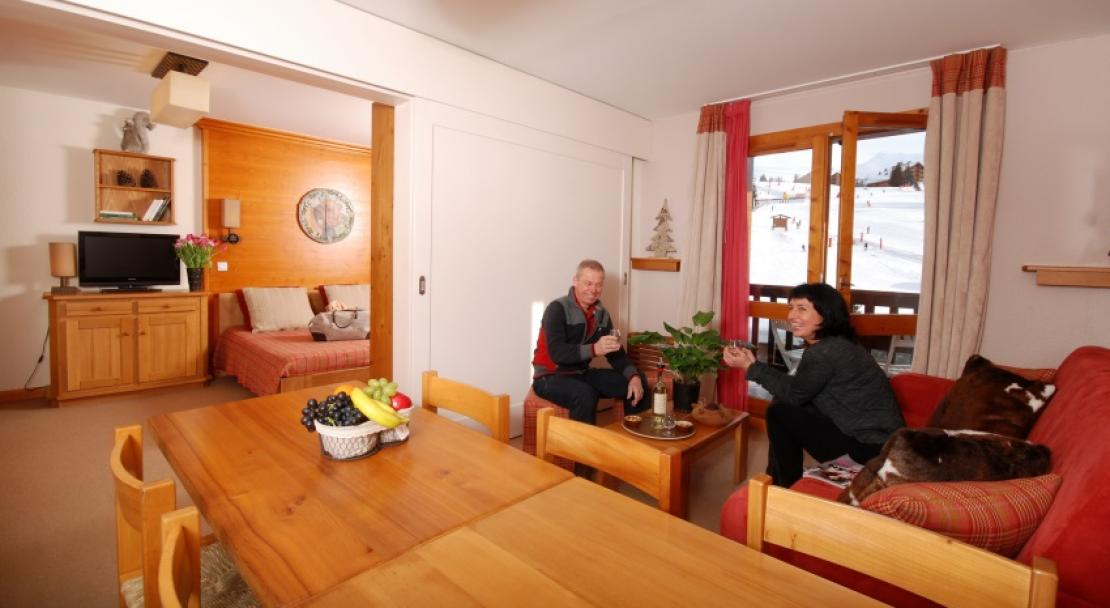 Apartment at Le Grand Chalet des Pistes Meribel