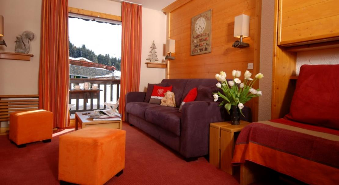 Apartment at the Le Grand Chalet des Pistes Meribel