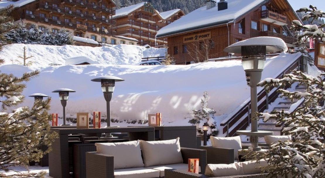 Le Grand Chalet des Pistes, Meribel