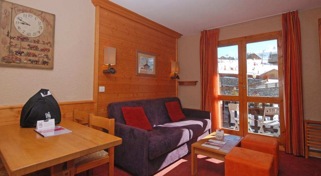 Le Grand Chalet des Pistes Meribel Studio