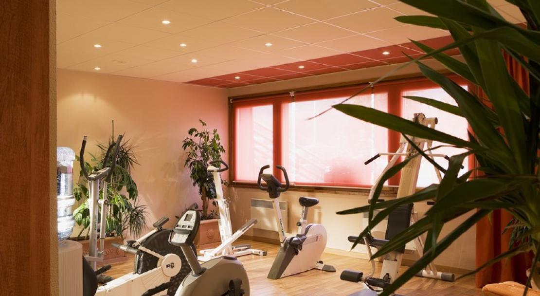 Le Grand Chalet des Pistes, Meribel - Fitness area